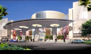 The Dubai Mall foi considerado com o título de maior centro comercial do mundo. tem lojas das grifes mais famosas, eu quase pirava... Ufa! rs  Uma das atrações principais  é a Fonte do Dubai Mall.